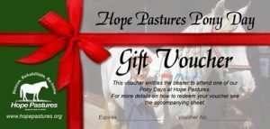 Pony Day Gift Voucher