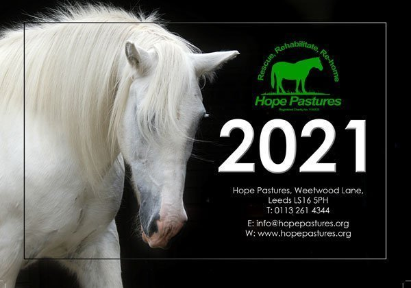 2021 Hope Pastures Calendar