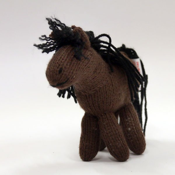 Freddie adoption and Knitted mascot